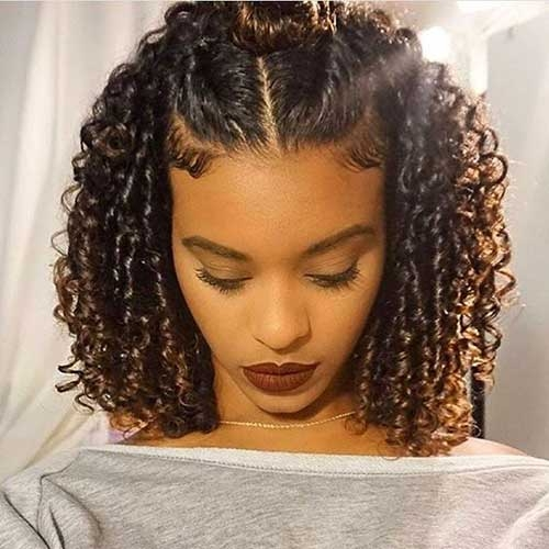 Elegant 20 latest short curly hairstyles for 2018 Best Way To Style Short Curly Hair Inspirations