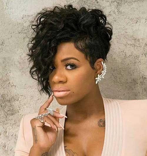 Elegant 20 short curly hairstyles for black women hairstyle 2019 Short Curly Hairstyles African American Designs
