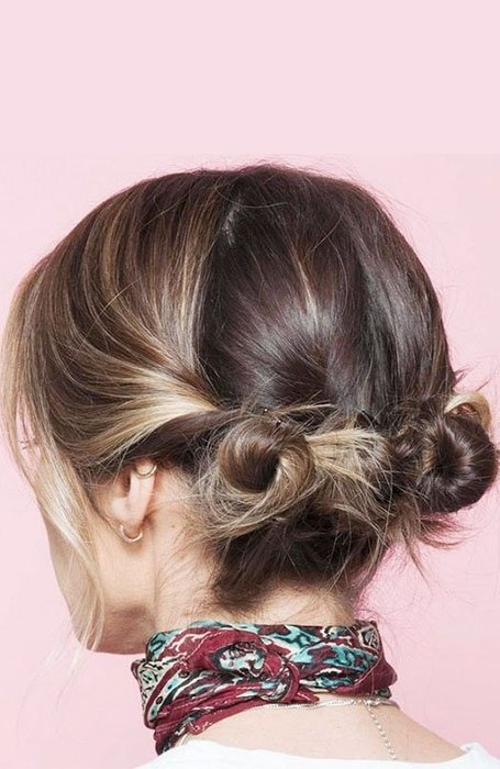 Elegant 20 stunning updos for short hair in 2020 the trend spotter Short Hair Styles Updo Choices