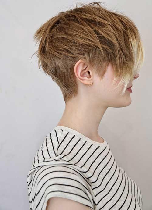 Elegant 20 textured short haircuts Short Textured Haircuts Ideas