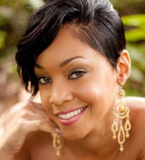 Elegant 23 popular short black hairstyles for women hairstyles weekly Ebony Short Haircuts Inspirations