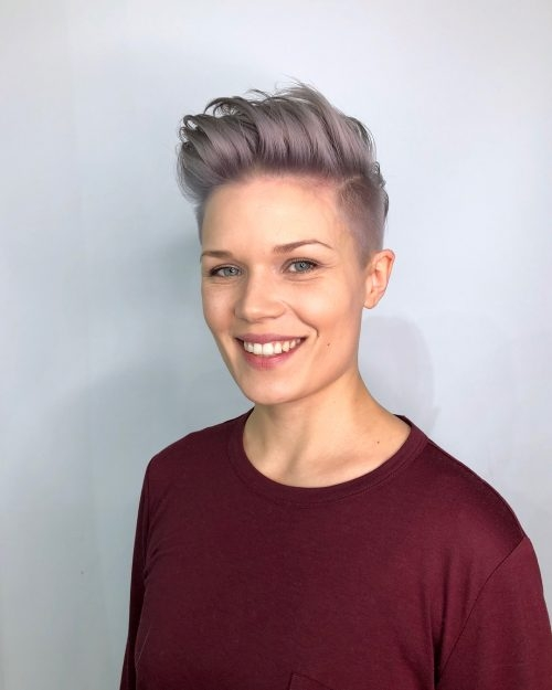 Elegant 24 best hairstyles for square faces in 2020 Short Hairstyle For Square Face Choices