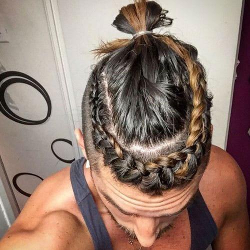 Elegant 25 cool braids hairstyles for men 2020 guide Hair Braid Styles For Men Choices