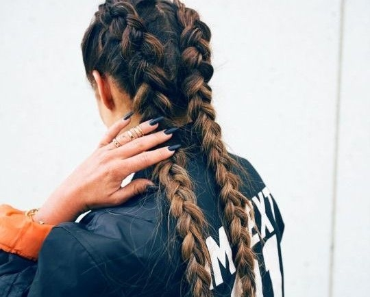 Elegant 25 stunning french braid hairstyles for 2020 French Braided Hair Styles Choices