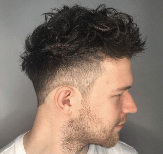 Elegant 30 best hairstyles and haircuts for men with round faces Short Hairstyles For Round Faces Male Choices