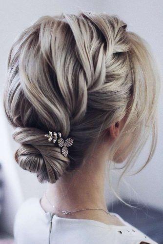 Elegant 30 charming braided hairstyles for short hair checopie Braided Hairdos For Short Hair Ideas