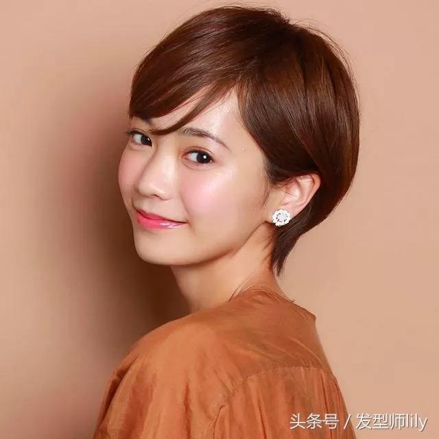 Elegant 30 cute short haircuts for asian girls 2021 chic short Short Hairstyles For Fine Asian Hair Ideas