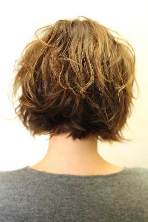 Elegant 30 short layered haircuts 2014 2015 Short Layered Haircuts From The Back Choices