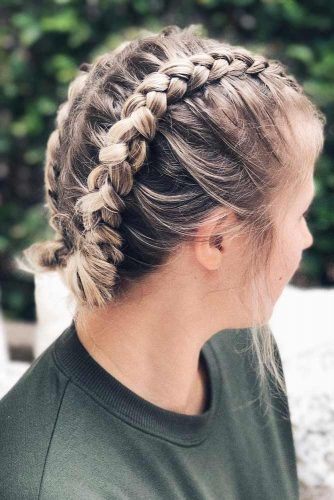 Elegant 30 so cute easy hairstyles for short hair lovehairstyles Cool Quick Hairstyles For Short Hair Inspirations