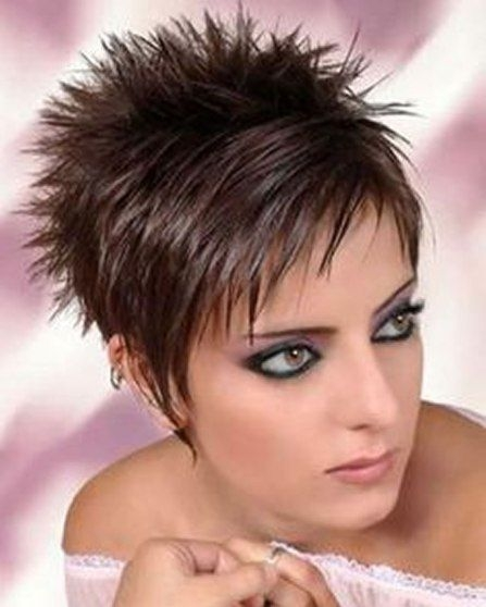 Elegant 30 spiky haircuts for women latest hairstyles 2020 new Short Spikey Haircuts Ideas