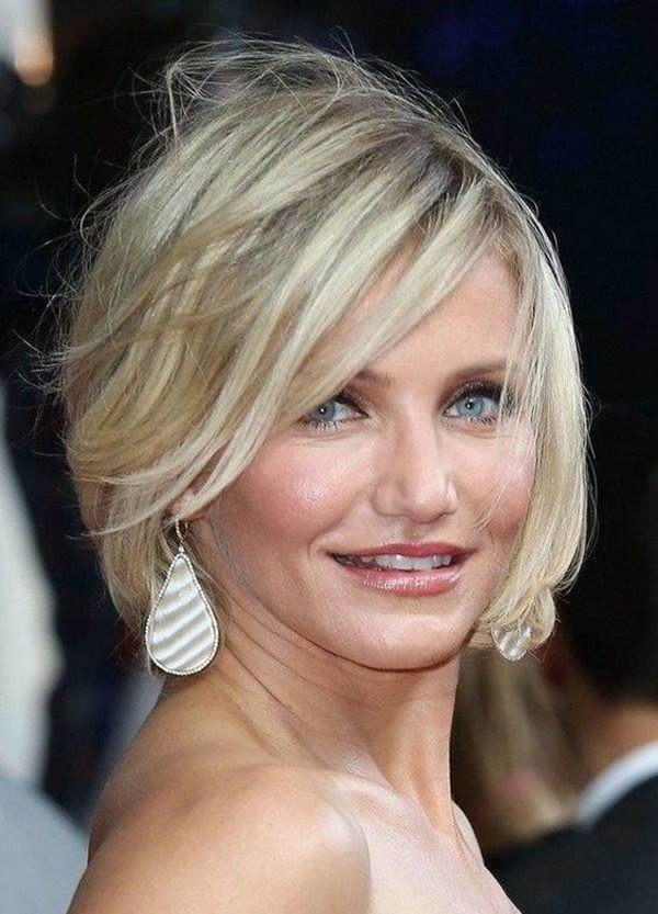 Elegant 31 multifarious and gorgeous ways to style thin hair Short Haircuts For Very Fine Thin Hair Choices