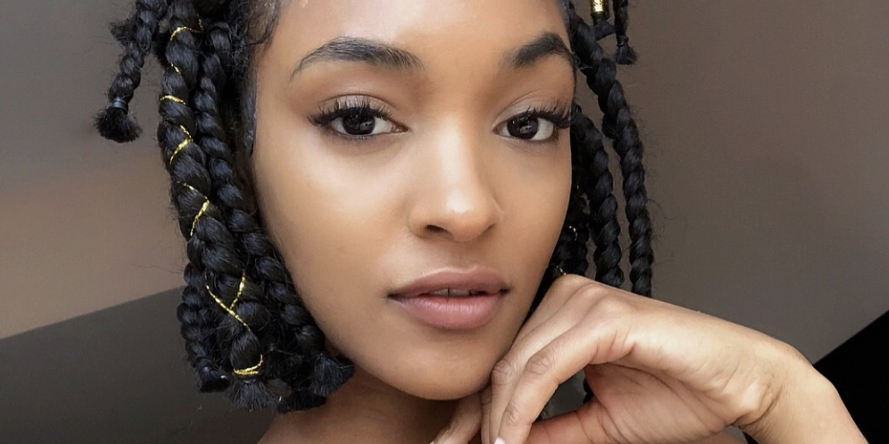 Elegant 35 cute box braids hairstyles to try in 2020 glamour Hair Styles For Box Braids Choices