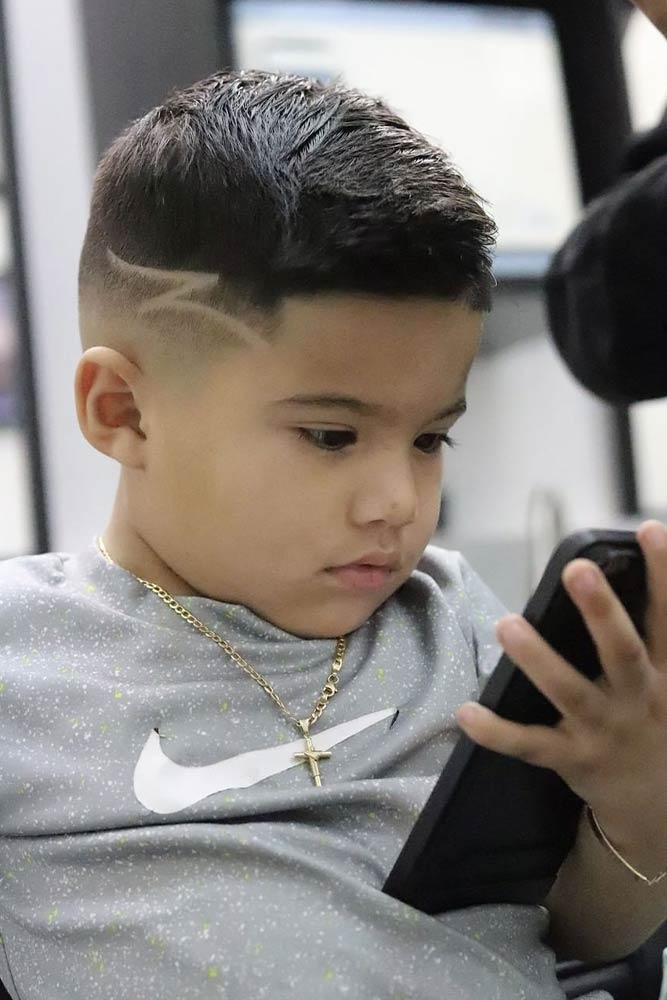 Elegant 36 stylish boys haircuts to have fun keeping up with trends Short Haircut For Boy Choices