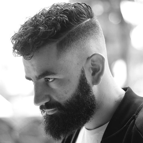 Elegant 39 best curly hairstyles haircuts for men 2020 styles Hairstyle For Short Curly Hair Male Choices