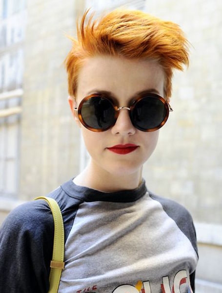 Elegant 4 things to know about cutting your red hair short Short Hairstyles For Redheads Ideas