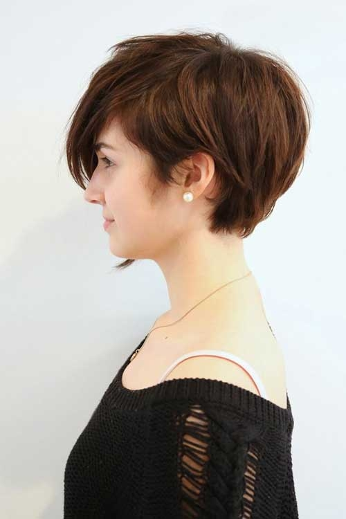 Elegant 40 hottest short hairstyles short haircuts 2021 bobs Short Hair Styles For Females Inspirations