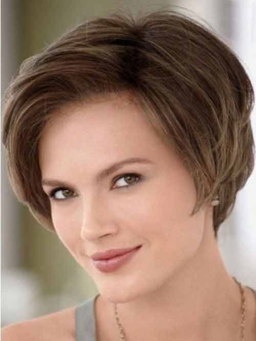 Elegant 45 hypnotic short hairstyles for women with square faces Short Haircuts For A Square Face Inspirations
