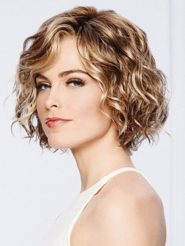 Elegant 47 best perm hairstyle looks to look your best with curls Short Hair Perm Styles Choices