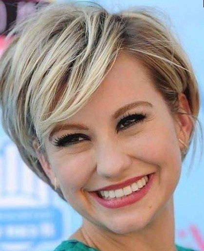 Elegant 50 best hairstyles for square faces rounding the angles Short Haircuts For Square Faces Inspirations