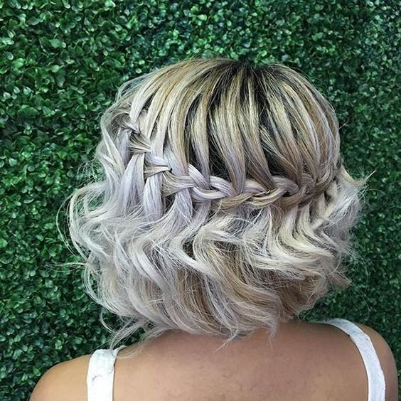 Elegant 50 incredibly cute hairstyles for every occasion stayglam Simple Hairstyles For Short Hair For Weddings Ideas