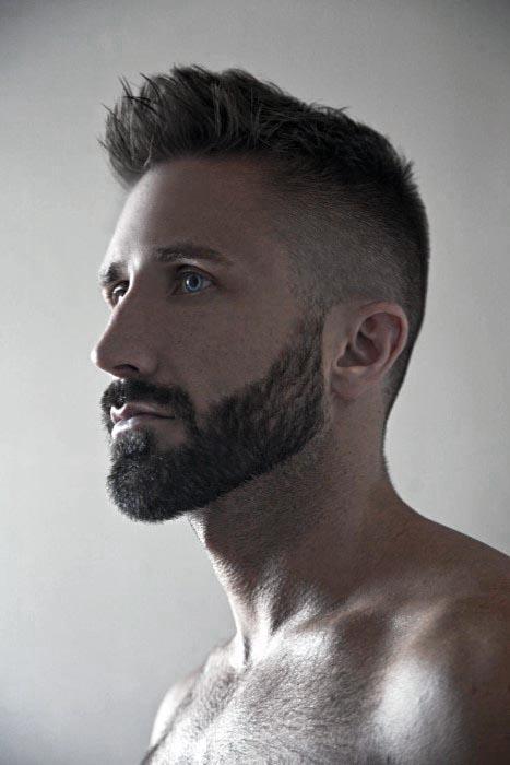 Elegant 50 short beard styles for men fashionable facial hair ideas Short Facial Hair Styles Choices