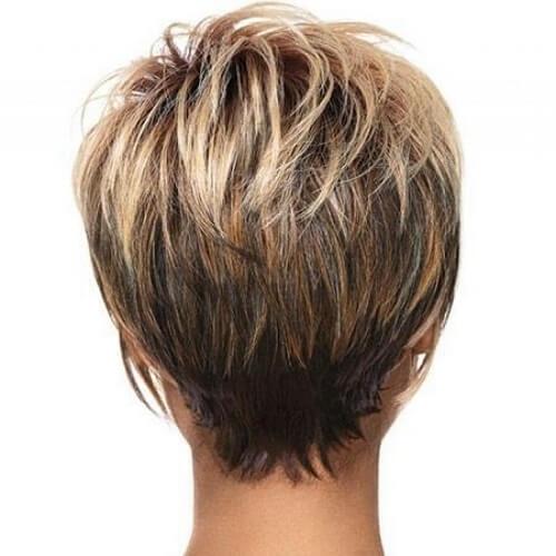 Elegant 50 short haircuts that solve all fine hair issues hair Styles For Short Thin Hair Choices