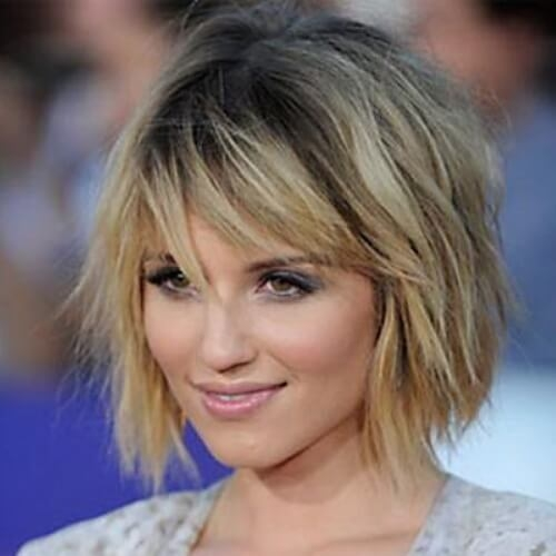 Elegant 50 short layered haircuts that are classy and sassy hair Short Layered Haircuts With Bangs Ideas