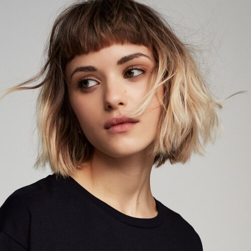 Elegant 50 short layered haircuts that are classy and sassy hair Short Layered Haircuts With Bangs Inspirations