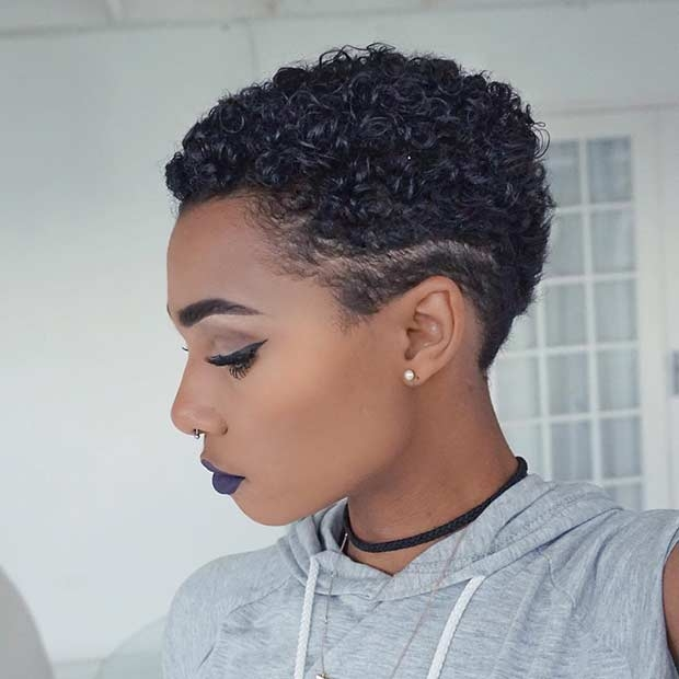 Elegant 51 best short natural hairstyles for black women page 3 of Short Natural Hairstyles For Black Women Choices
