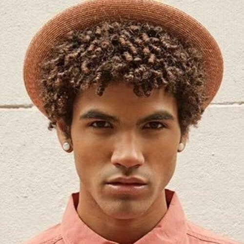 Elegant 55 awesome hairstyles for black men video men African American Men Hairstyles
