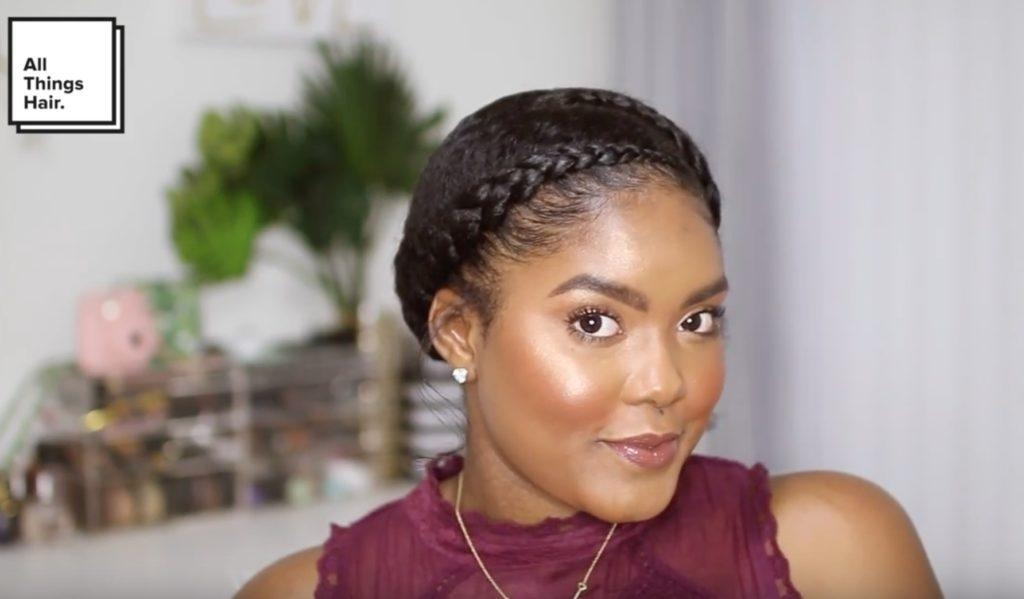 Elegant 56 best natural hairstyles and haircuts for black women in 2020 Natural African American Hair Styles Designs