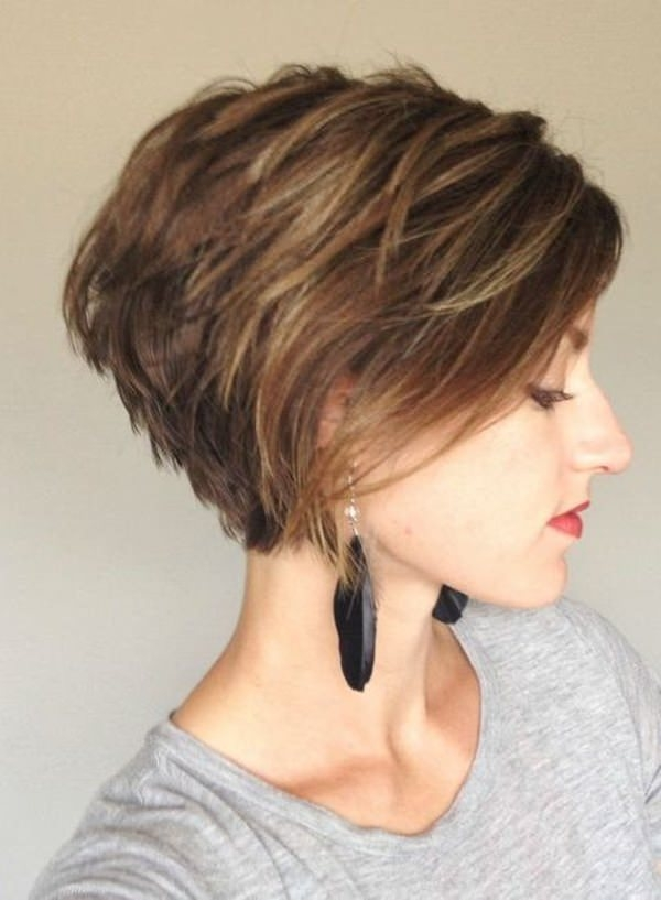 Elegant 61 charming stacked bob hairstyles that will brighten your day Short Stacked Haircuts Choices