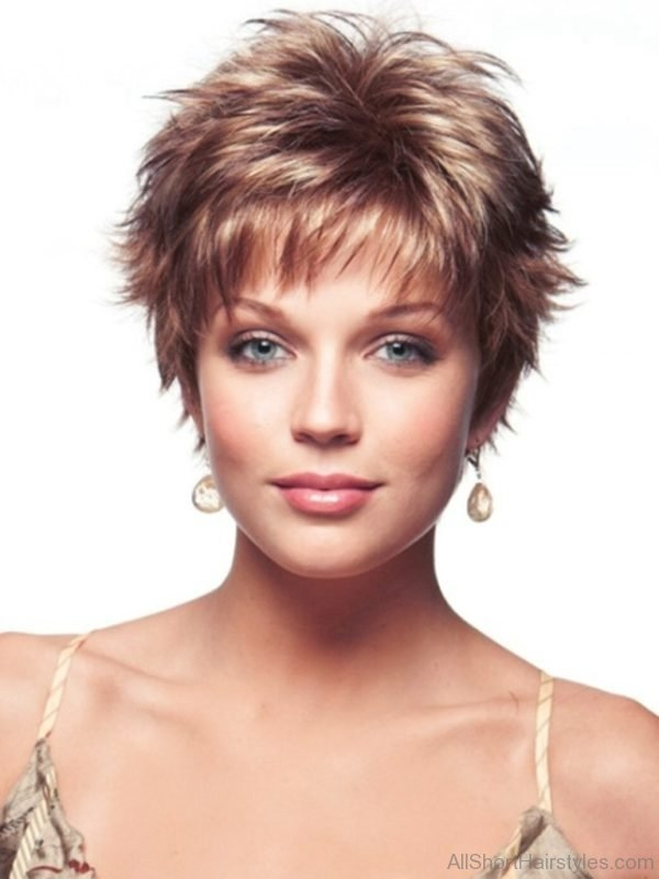 Elegant 70 pretty short spiky hairstyles Short Spiky Haircuts For Round Faces Choices