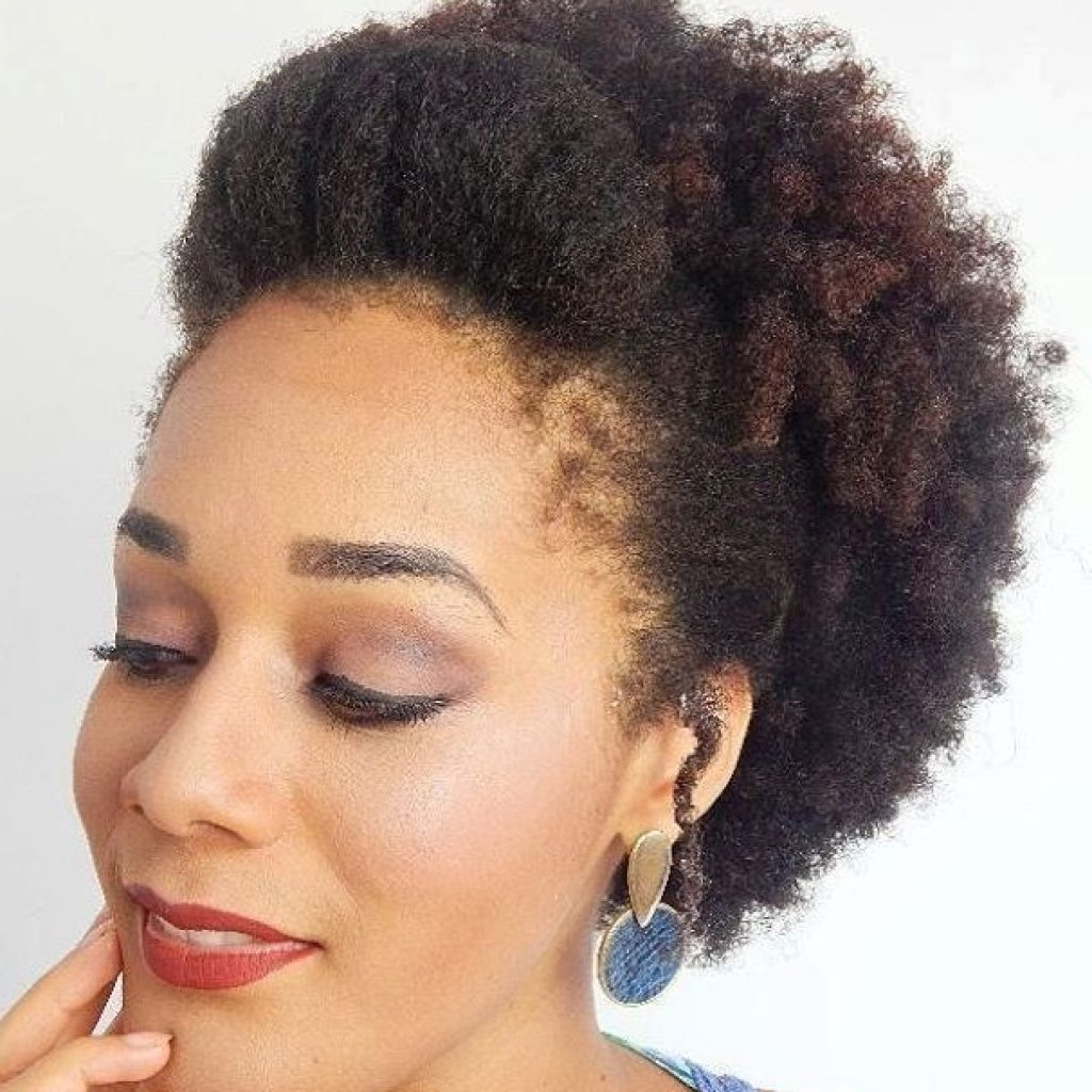 Elegant 75 most inspiring natural hairstyles for short hair short Afro Short Hair Styles Inspirations