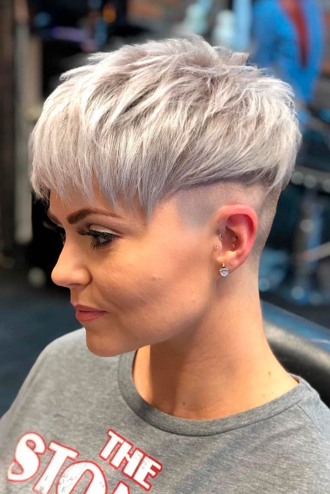 Elegant 90 amazing short haircuts for women in 2020 Woman Short Haircuts Choices