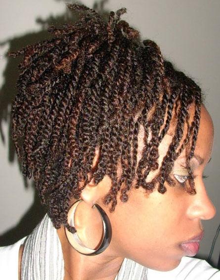 Elegant african american twist hairstyles African American Twist Hairstyle Ideas
