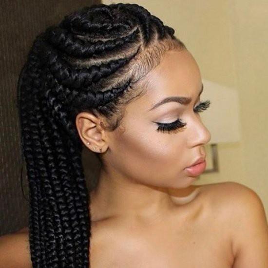Elegant african style hair braiding from africa to america African Style Hair Braiding Choices