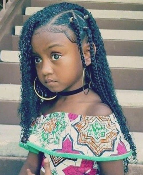 Elegant best images african american girls hairstyles new natural New Hair Stayle Of Black American Girles Ideas