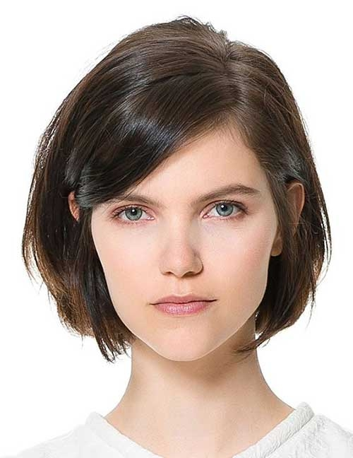 Elegant best short hairstyles for thick straight hair Short Haircut Styles For Thick Straight Hair Ideas