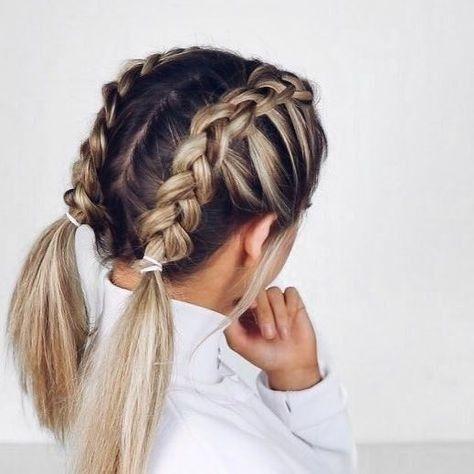 Elegant bestes von netten einfachen frisuren tumblr fr schule Hair Braid Styles Tumblr Choices