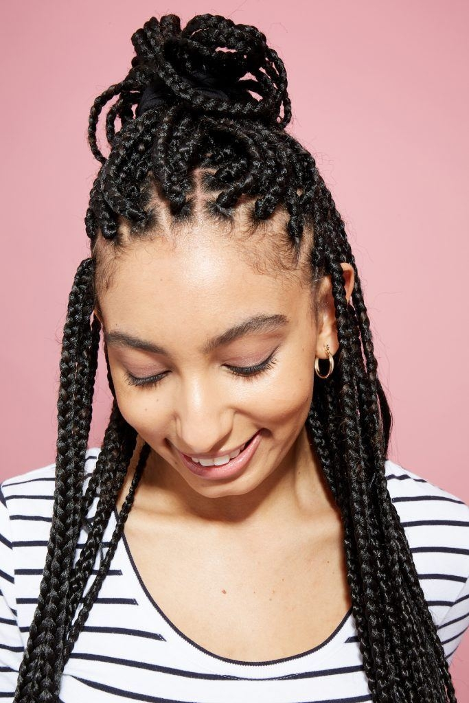 Elegant braid styles for black women to try all things hair 2020 Different Types Of Braids For African Americans Designs