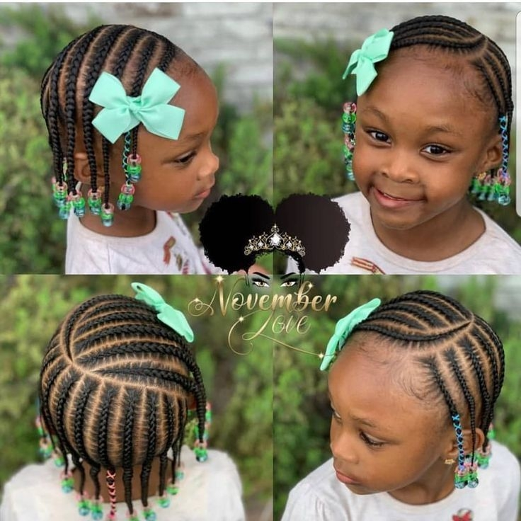 Elegant curling with socks this is how the trend hairstyle works Braiding Styles For Kids With Short Hair Choices