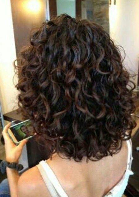 Elegant curly hair layers short popular short curly hairstyles 2018 Short Layered Haircuts For Naturally Curly Hair Choices