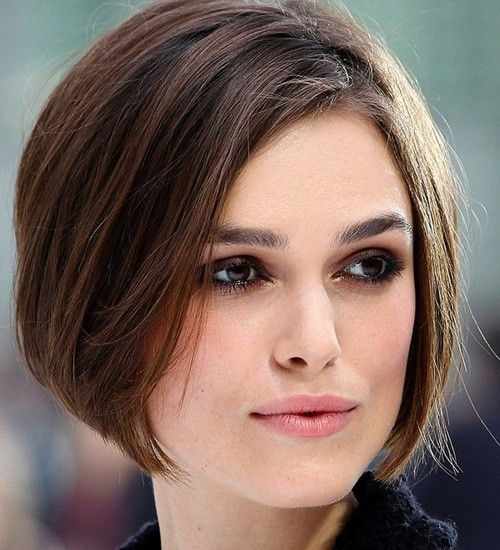 Elegant cute short hairstyles for square faces bob hairstyles for Short Haircuts For Square Faces Inspirations