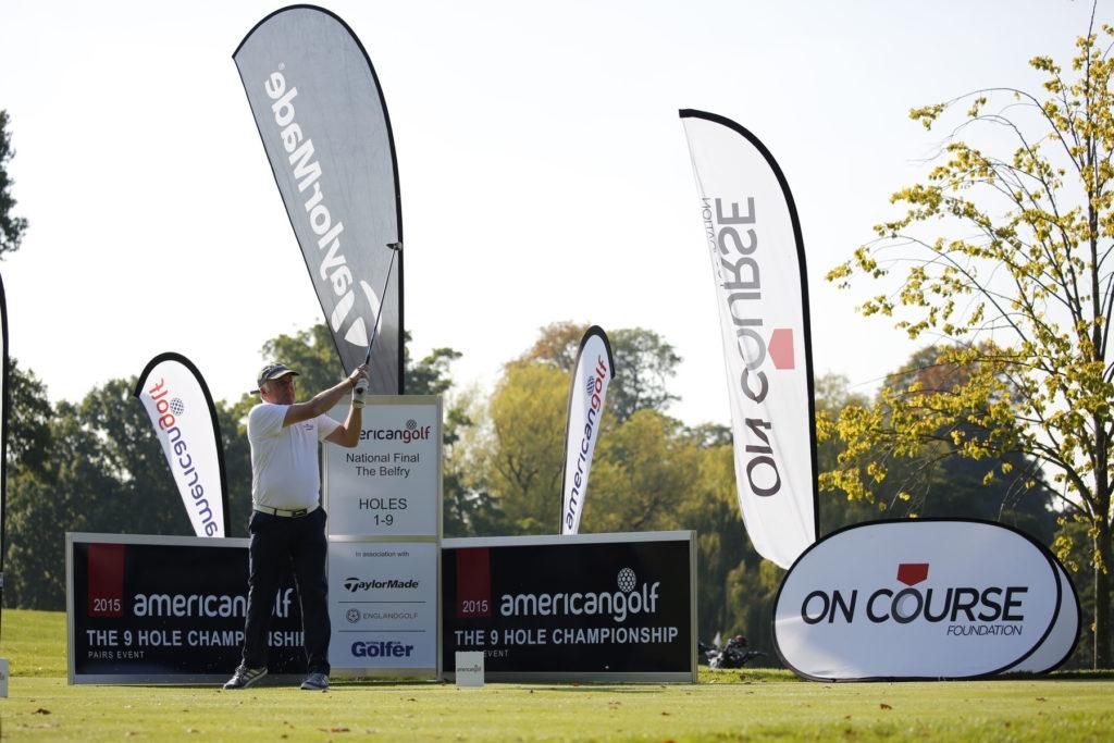 Elegant golf business news american golf customers raise over 11k American Golf Edinburgh Braid Hills