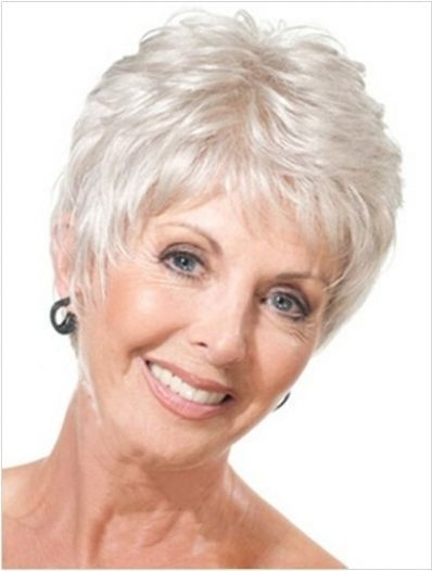 Elegant hairstyles for 80 year old woman very short hair short Short Ladies Haircuts Older Ladies Inspirations