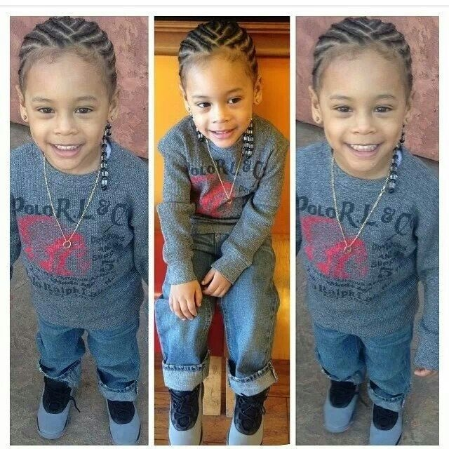 Elegant handsome with cornrows braids for boys boy braids Braiding Hairstyles For Boy Toddlers Inspirations