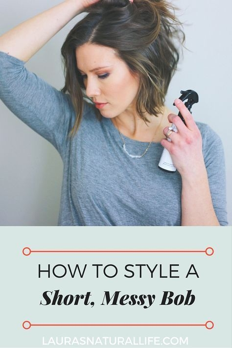 Elegant how i style my short hair lauras natural life how to Styling My Short Hair Inspirations