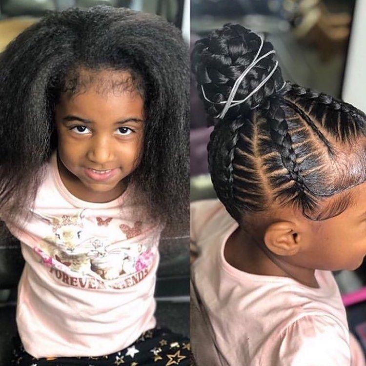 Elegant if youre on a quest for braid hairstyles for little girls African American Braid Styles For Teenagers Designs