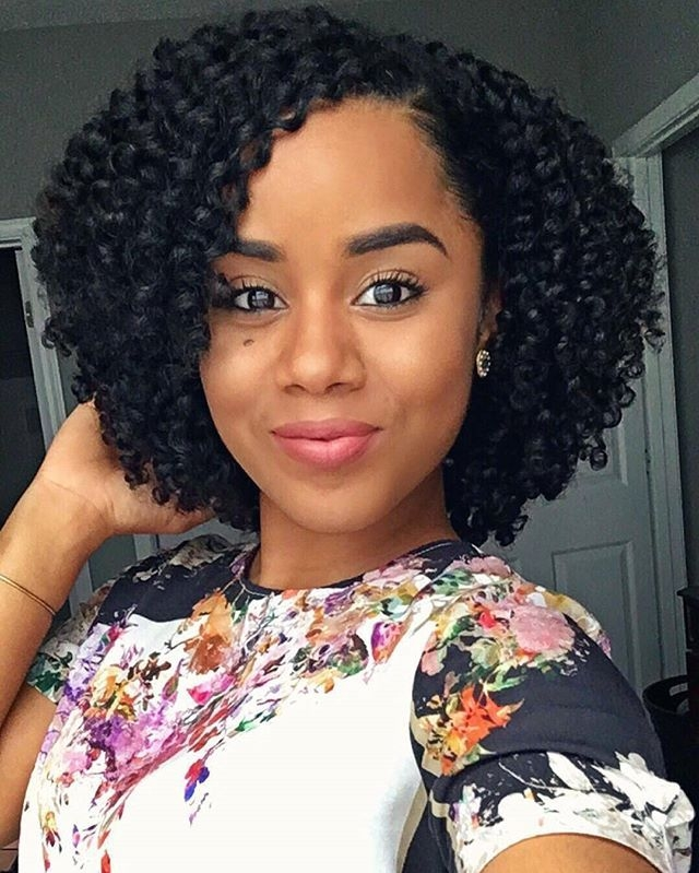 Elegant instagram photo camille rose naturals jul 21 2016 at Braid Out On Wet Short Natural Hair Inspirations